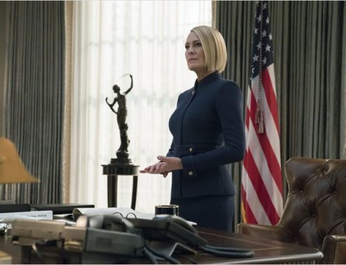 Netflix divulga trailer da última temporada de House Of Cards